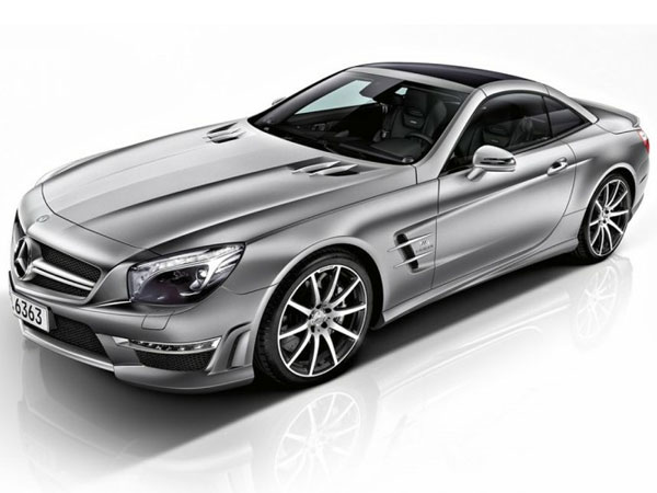 2013 Mercedes-Benz SL63 AMG Dream Car