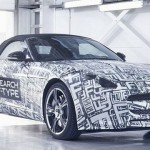 2013 Jaguar's new F-type sports car