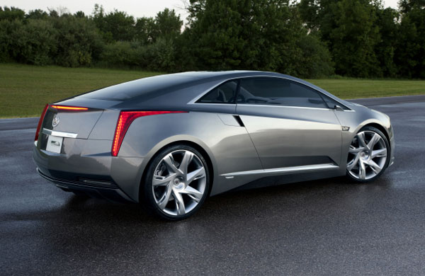 Electric-Cadillac
