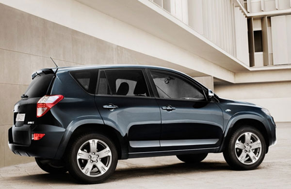 Now In Its Fourth Generation The Toyota Rav4 Is As Ready To Compete With Some Of More Recent Entries It Ever Was