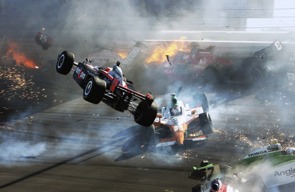 Worst Race Car Crash In History