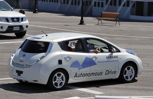 Nissan-Plans-to-Sell-Self-driving-Cars-by-2020
