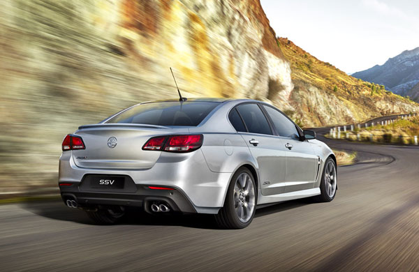 Holden VF Commodore 2013 – Review