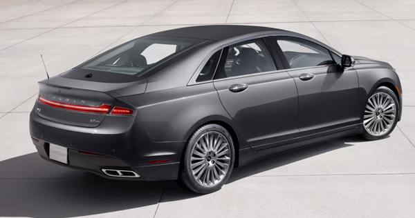 luxury car new model  MKZ: A New Breed of Luxury Car