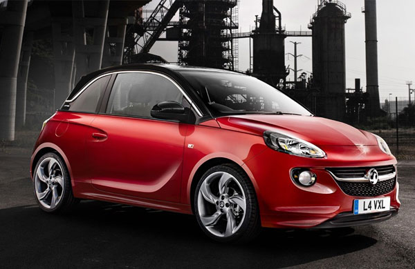 The Vauxhall ADAM is the city car you can talk to