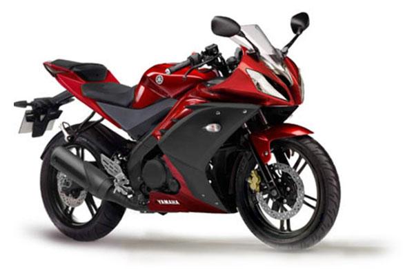 Yamaha-YZF-R15 2nd
