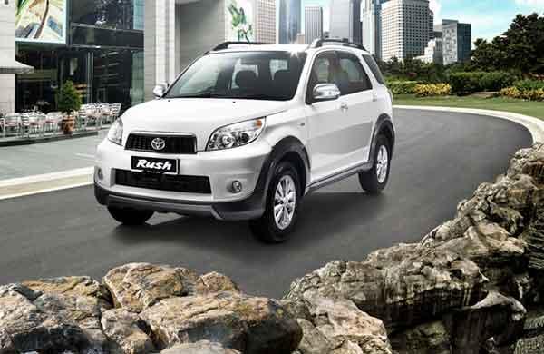Toyota Rush 2014 – Review