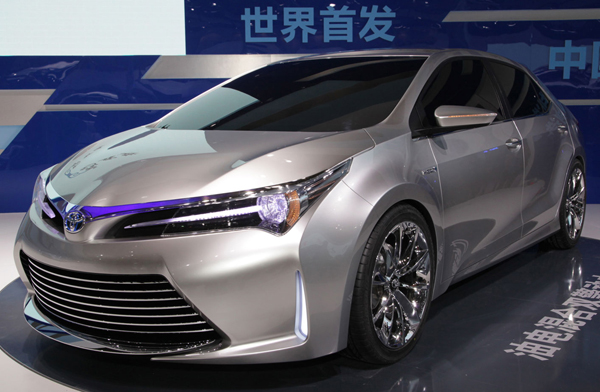 Toyota Corolla 2015 U2013 Review