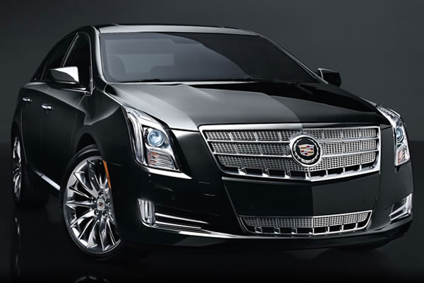 2014 Cadillac XTS – Review