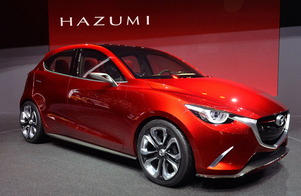 Mazda Huzami - Concept Car Review