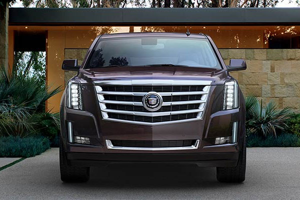 2014 Cadillac Escalade – Review
