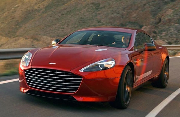 2014 Top 10 Luxury Sedans