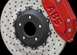 Car's Anti-Lock Braking System