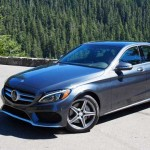 Mercedes-Benz C300 4Matic (2015) Testing
