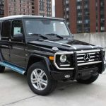 Old-School Mercedes G550 Grows Up In 2017