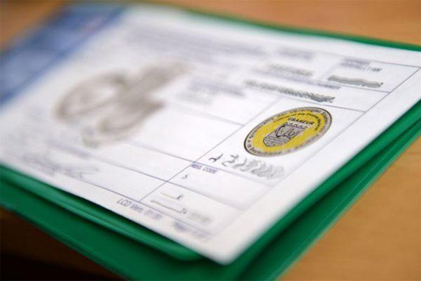 Driver's-License