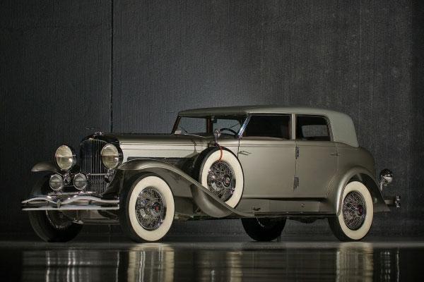 Duesenberg Model J Murphy-Bodied Coupe