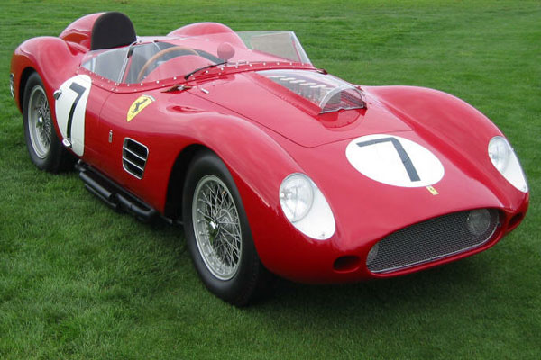 Top 10 Classic Cars Of 2012