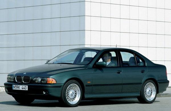 1995-BMW-E39