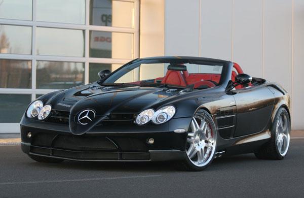 Mercedes-SLR-McLaren