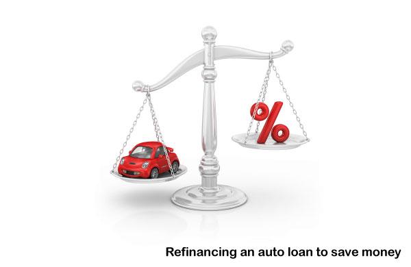 Refinancing-an-auto-loan-to-save-money
