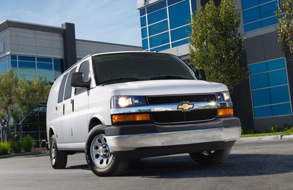 2014 Chevrolet Express Passenger Van - Review