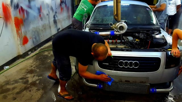 maintaining your car