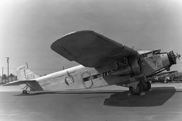 Ford Was a Leading Aircraft Manufacturer