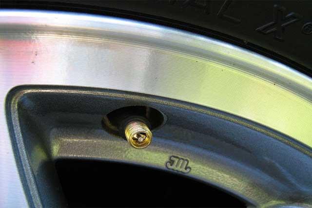 Tyre-valves