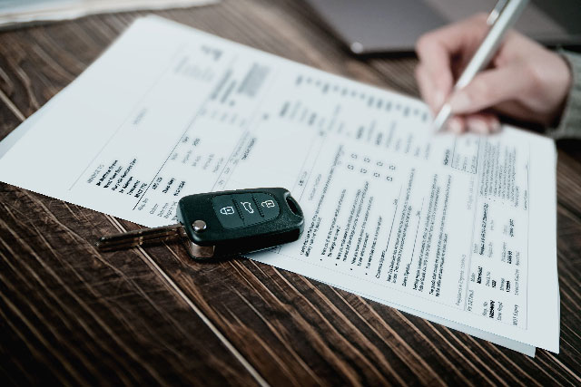 car-sale-paperwork